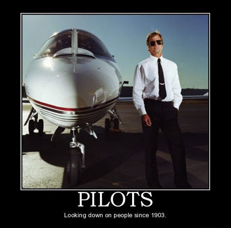 One word - Pilots