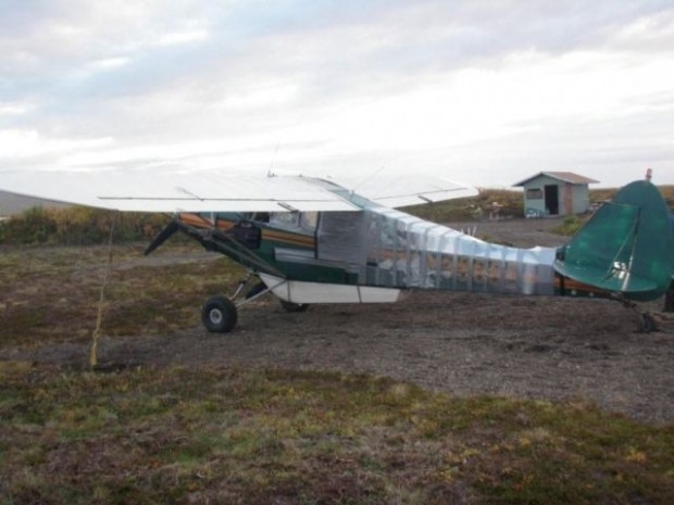 Duct Tape Use Number 1001 Repair A Plane After A Bear
