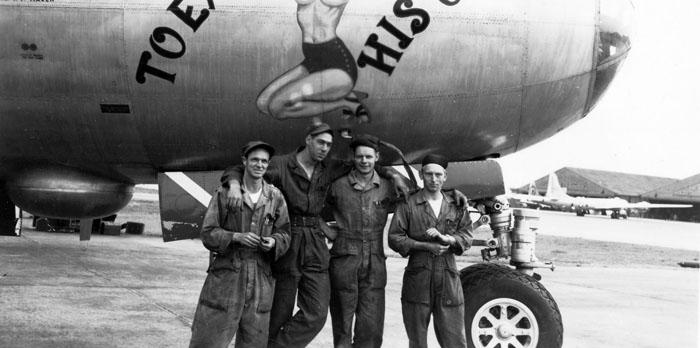 Boeing_B-29 crew