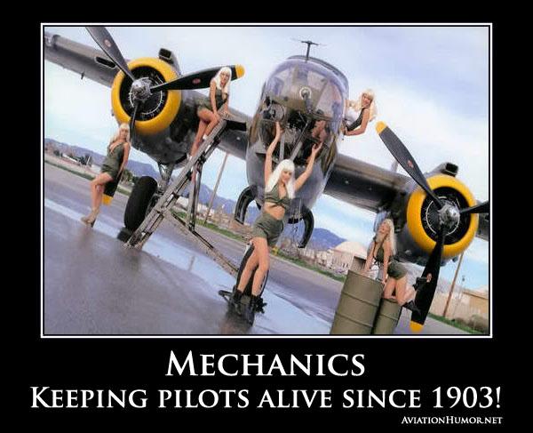 maintanence mechanics aviation humor,Airplane Mechanic Funny Memes