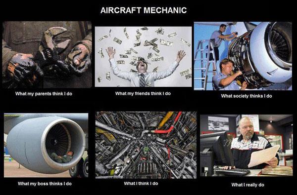 Aircraft Mechanic australian design college