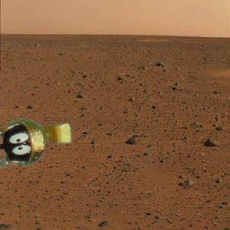 mars rover first photo - photo #2