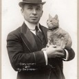 In 1910 airman Walter Wellman and five companions attempted to cross the Atlantic Ocean in the airship America. He was also accompanied by his cat Kiddo. Unfortunately once they were […]