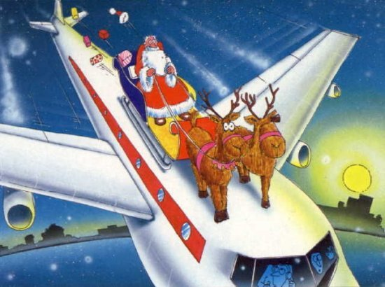 santa-airline