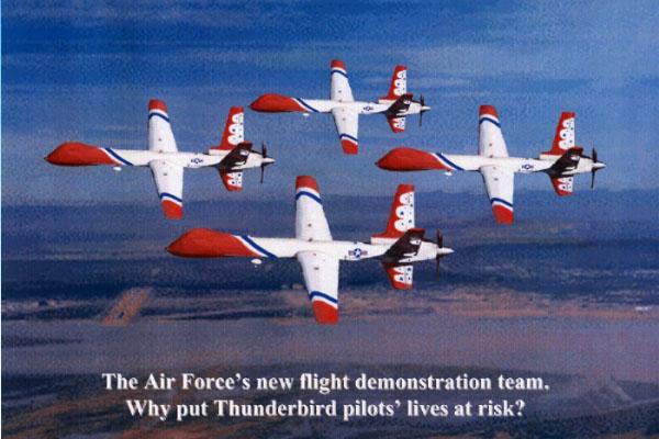 Air Force Demo Team
