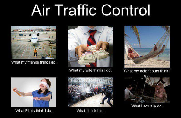 Air Traffic Controller way of writing essay