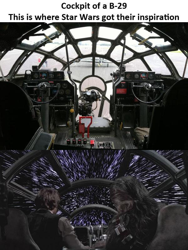 B-29Cockpit