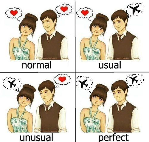 How to Be a Perfect Couple