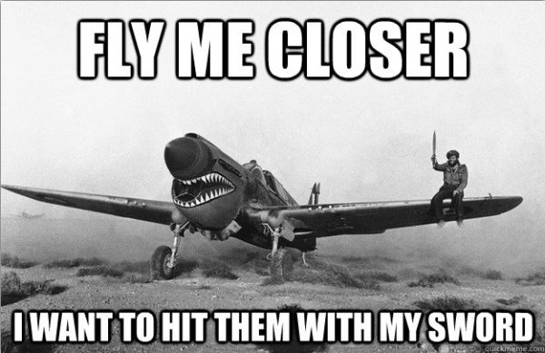 Fly Me Closer