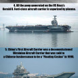 Amazing Facts About Aircraft Carriers