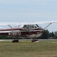 Several planes were running up and waiting to take off, many Cessna's including a 337. With all the students and several similar call signs, the controllers were getting a tad […]