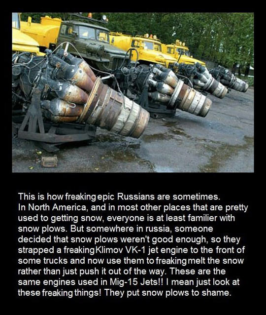 This Is How Epic Russians Are Sometimes