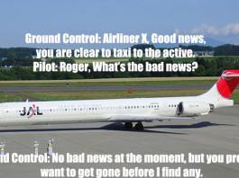 Aviation Humor | Clearing the skies for aviators around ...
