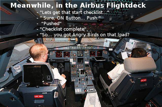 Aviation Flowcharts and Checklists - Aviation Humor