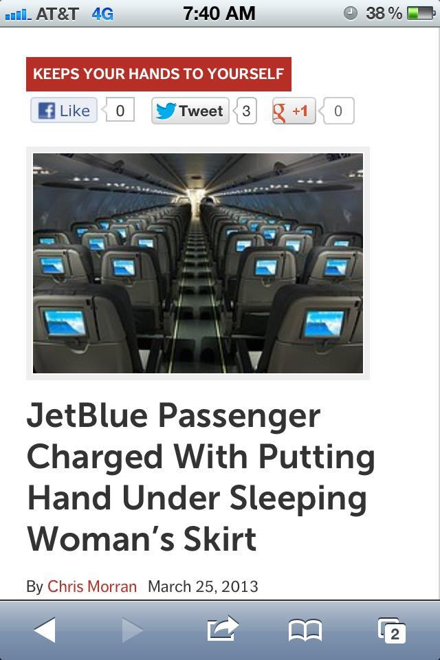 airline charge
