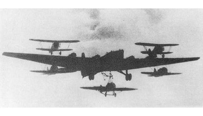 Tupolev TB3