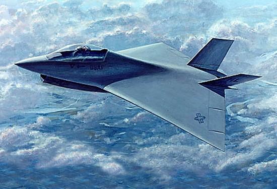 Boeing's JAST proposal