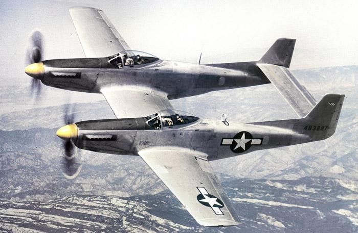 XP-82 prototype