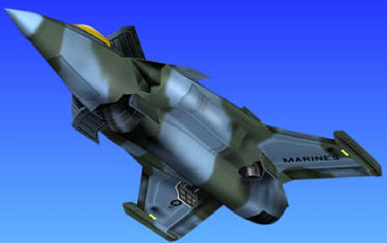 Northrop Grumman's JAST-JSF design