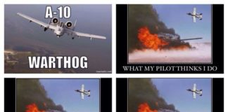 Keep Calm And BRRRT On | Aviation Humor