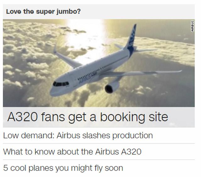 A320 superjumbo