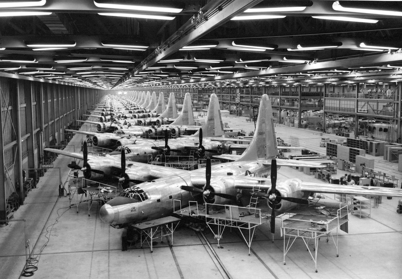 B-32 in 1944