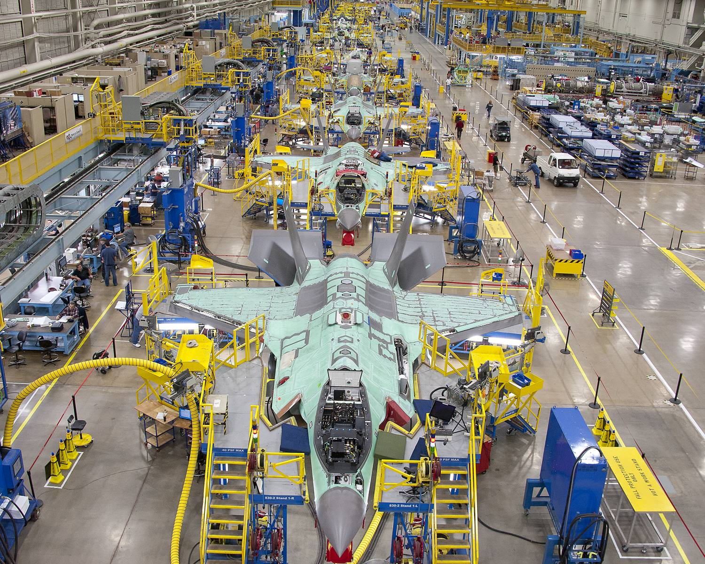 F-35 in 2016