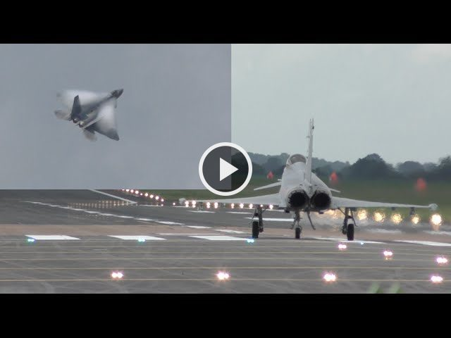 F22 Gegen Eurofighter
