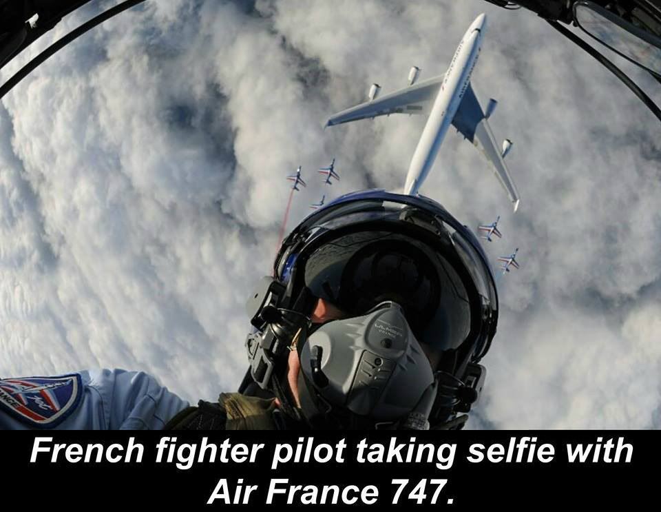 the best selfie ever