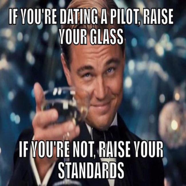 dating a pilot jokes and cartoons
