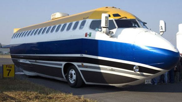 Boeing-727-Limo