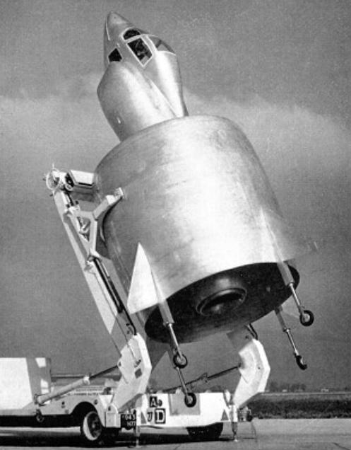 SNECMA_Coléoptère_on_ramp_1959