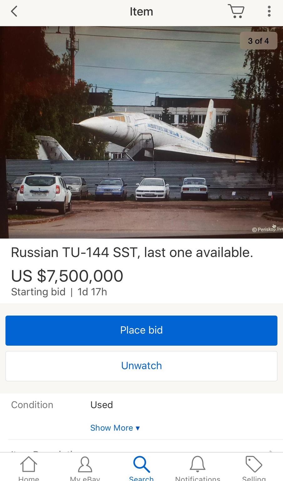 Tu-144 eaby