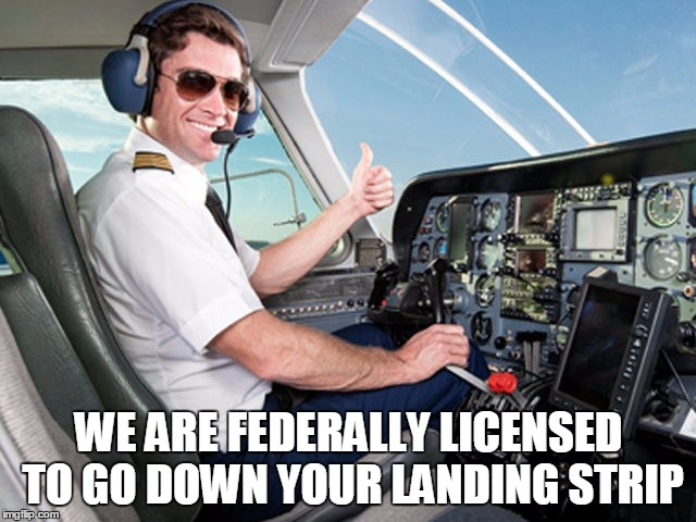15 Reasons You Should Date A Pilot 11