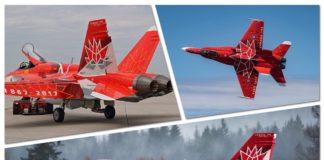 I dig the false canopy design & CF-18 Hornet Archives - Aviation Humor