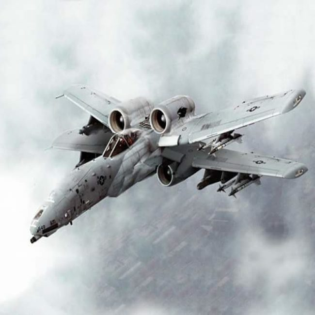 The US Air Force Just Announced the A-10X Warthog ll ...