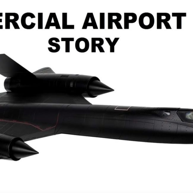 sr 71 buzzing the tower story you probably never heard before