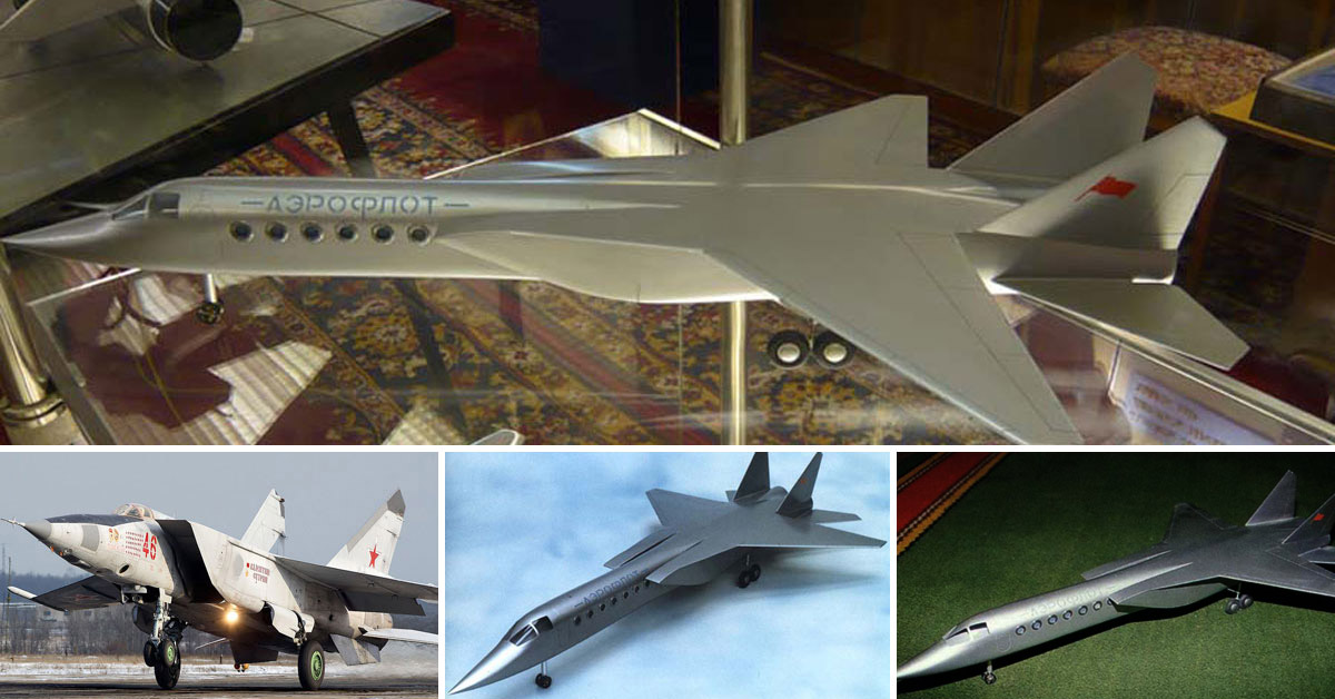 Would You Fly in a MiG-25 Business Jet? - Aviation Humor
